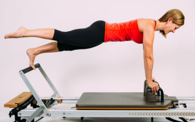 Pilates for core strength